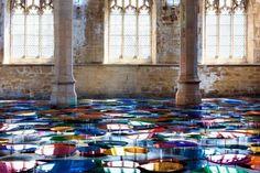 Liz West, Our Colour Reflection, St.Mark's Church, Lincolnshire-UK, 2016