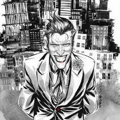 bear1na:  The Joker by Dustin Nguyen *