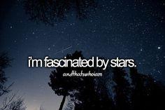 I love stars