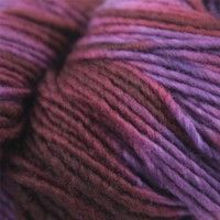 Worsted. need 2 skeins of contrasting colors for heart mittens.