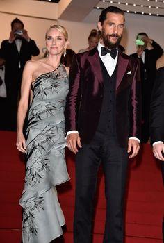 Pin for Later: Seht die Stars in ihren schönsten Roben beim Filmfest in Cannes Naomi Watts und Matthew McConaughey