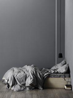 AURA Home, Maison quilt cover in Dove, Summer 15/16 collection #bedlinen #aurahome