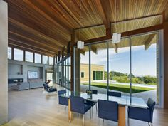 Vista Del Valle by Zimmerman and Associates 7 Smart Hillside Home Using Solar Orientation And Passive Ventilation