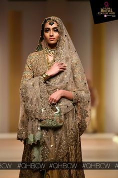 HSY 17 Khi – Bridal Couture Week | BCW2017 |