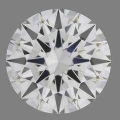 1.18 Carat E/VVS1 GIA Certified Round Diamond