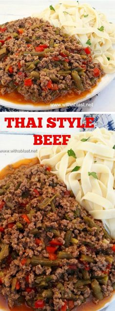 My family loves this quick Thai Style Beef ! (ready in under 30 minutes)