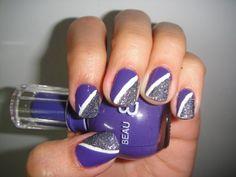 diy nail art..easy & simple but still sooo cute