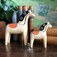 Excited to share this item from my shop: Vintage yellow Dala horse Dalahäst from GA Olsson Dalarna Sweden Nusnäs, Mora handpainted Hand Carved, Hand Painted, Close Up Photos, Vintage Vibes, Vintage Yellow, Piggy Bank, Sweden, Carving, Etsy Shop