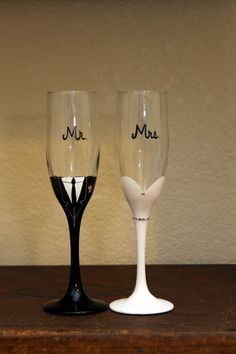 Mr and Mrs Wedding Bling on Etsy