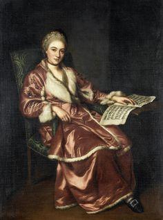 HSH The Princess Yekatherina Smaragda Dmitrievna Galitzina, born Princess Cantemirt #art #painting