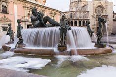 Plaza de la Virgin Plaza, Valencia, Statue Of Liberty, Tours, Travel, Statue Of Liberty Facts, Viajes, Statue Of Libery, Destinations