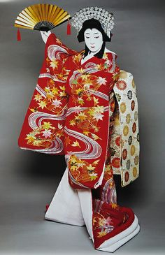 Bando Tamasaburo by jumbokedama on Flickr.
