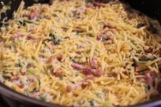 Zucchini Carbonara, Low Carb Recipes, Healthy Recipes, Food Decoration, Macaroni And Cheese, Cabbage, Food And Drink, Snacks, Dinner