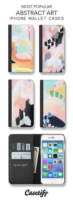 Wallet Long Pin: Most Popular Artsy iPhone Wallet Cases here > https://www.casetify.com/collections/iphone-wallet-cases#/