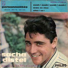 """Sacha Distel - Personnalités - Elle A Le... Elle A La... Elle A Les...: buy 7"""", EP at Discogs"""