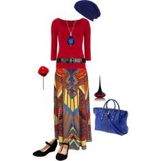 """Blues traveller"" by hulagirl-61 on Polyvore"