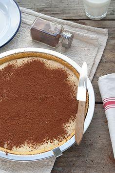 Ricetta Crostata alla crema di latte - Labna