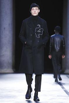 Neil Barrett Fashion Show Menswear Collection Fall Winter 2017 in Milan