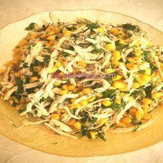 Mısırlı Tavuk Tarifi - Afiyetli Sofralar - Yemek Tarifleri