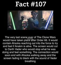 So. Many. Feels. // Star Wars Facts