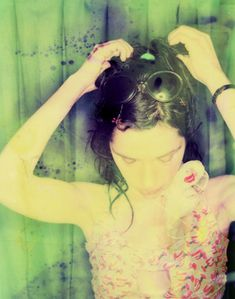 PJ Harvey by Maria Mochnaz