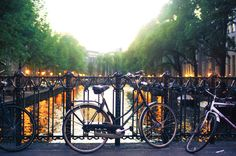 Because the city has so many beautiful bridges. | 46 Reasons You Should Never Leave Amsterdam