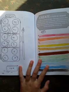 Create This Book, Bullet Journal Mood, Wreck This Journal, Journal Ideas, Book Design, Prompts, Drawings, Books, Painting