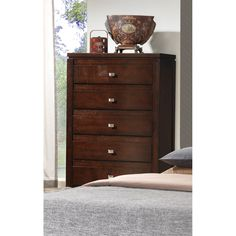 Coaster Furniture Cameron 5 Drawer Chest - 203495