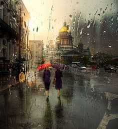 35PHOTO - Гордеев Эдуард - rain in the city....