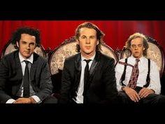 I Kveld med Ylvis 1x01 [English Sub] Ylvis ~ Brothers Bård and Vegard Ylvisåker ♥