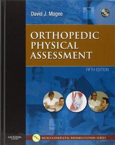 Orthopedic Physical Assessment, 5e (Orthopedic Physical Assessment (Magee))