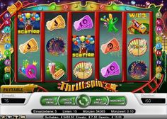 Thrill Spin im Test (Net Ent) - Casino Bonus Test