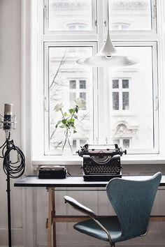 Hemma hos Trine i Köpenhamn © Anna  Malmberg (7)