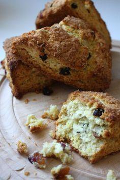 Tartine's ButtermilkScones - Blue-Eyed Bakers - Blue Eyed Bakers
