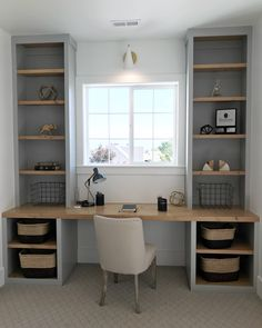 Home Office Design Modern is completely important for your home. Whether you pick the Decorating Big Walls Living Room or Home Office Design Modern, you will make the best Office Decor Professional Interior Design for your own life. Home Office Space, Home Office Design, Home Office Decor, Home Decor, Office Designs, Office In Bedroom Ideas, Corner Office Desk, Office Workspace, Office Furniture