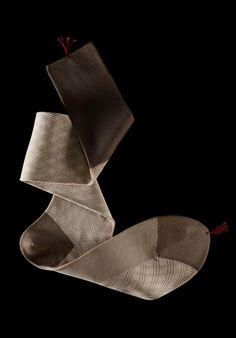 William Abraham - Luxury Socks for Men ● BEIGE / KHAKI