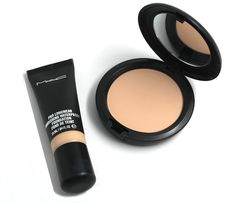 New MAC Pro Longwear Nourishing Waterproof Foundation & Pressed Powder (review)
