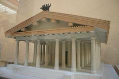 Templo de Jupiter capitolino etrusco