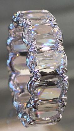 Ring Bracelet, Jewelry Bracelets, Jewelry Watches, Diamond Rings, Diamond Jewelry, Beauty And The Beat, Diamond Are A Girls Best Friend, Beautiful Rings, Custom Jewelry