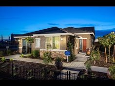 The Waterton Model Home at Highland Grove | New Homes by Lennar | Video Tour of Homes for Sale