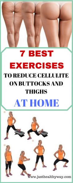 Here are the sevenbest strength training exercises to reduce cellulite. They focuson the most cellulite-prone Cellulite Exercises, Thigh Exercises, Strength Training Workouts, Training Exercises, Thigh Workouts At Home, Fitness Tips, Fitness Motivation, Reduce Cellulite, At Home Workouts