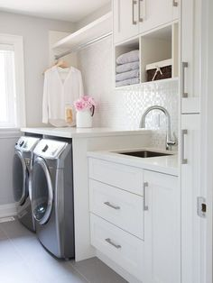 Laundry Room Design Ideas interior decorating laundry room ideas small space broom cupboard laundry room design ideas Laundry Room Design Ideas Pictures Remodel Decor