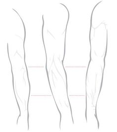 Blank Body Template For Tattoos