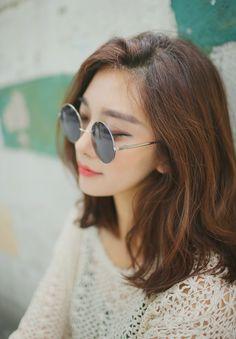 Cute shoulder length hair