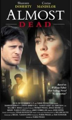 Repeated visions of her dead mother send a psychologist (Shannen Doherty) to the grave site, then to a policeman (Costas Mandylor). 90s Movies, Horror Movies, Movies To Watch, I Movie, Good Movies, Shannen Doherty Movies, Lifetime Movies, Chick Flicks, Movie Poster Art
