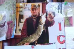 Hook and Hunting: Pilgrim's Village In Cadillac Hosts Spearfishi - Northern Michigan's News Leader