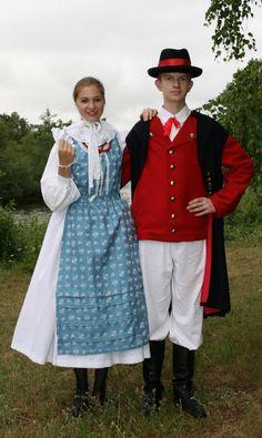 Costume of Szamotuły, Wielkopolska, Poland Folk Costume, Costumes, Folk Clothing, My Heritage, Ethnic Fashion, Traditional Outfits, Parka, Culture, Cheshire Cat