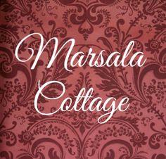burgundy.quenalbertini: Marsala Cottage