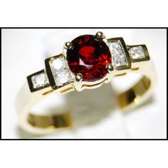 Ruby Ring [RS0084]