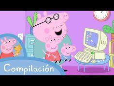 Peppa Pig - Compilación de 50 minutos en HD - Pepa la cerdita